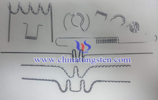 Stranded Tungsten Wire Picture